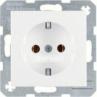 Berker 47431909 SCHUKO-Steckdose