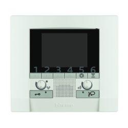Legrand 344192 Video-Haustelefon Bus AP PAL 89mm ws