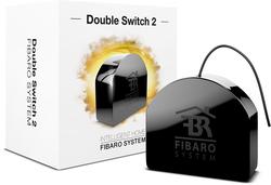Net Haus Double Switch FIBARO FGS-223 2x 1,5kW (FGS-223 ZW5)