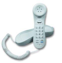 Tiptel 114 DECT-Telefon Weiß