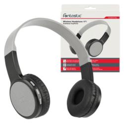 Fontastic Essential Bluetooth On-Ear Kopfhörer HP1+ Mic, Grau