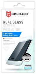 DISPLEX Vollflächiges Displayschutzglas f. Note 8 Casefriendly