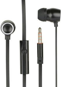 Fontastic In-Ear Stereo-Headset N330-R 3,5mm Klinke, Schwarz
