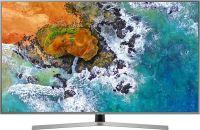 "Samsung LED-TV 65"" (163cm) 4K UltraHD, DVB-C/-T2/-S2 UE65NU7470UXZG metallic"