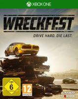 Wreckfest (XONE) Englisch