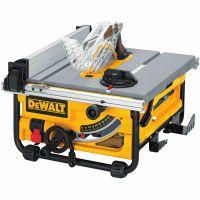 DeWalt DW745-QS Tischkreissäge 250 mm 1700 Watt