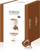 Cremesso Kaffeekapseln 2001924 Lungo Crema (48 Kapseln)