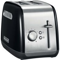 KitchenAid Toaster 2-Scheiben CLASSIC onyx schwarz (5KMT2115EOB)