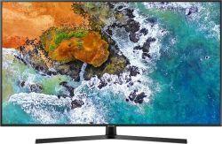 "Samsung UE43NU7400 109.2cm/43"" 4K Ultra HD Smart-TV WLAN Schwarz LED-Fernseher 7 109 - 109,2 cm - 43"""