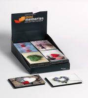 "Walther Minialbum f. 40 Fotos 10x15 ""Hearts"""