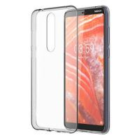 Cover Clear Case Nokia 3.1 plu (8P00000040 CC-131 Bulk)