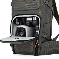 LowePro LP Flipside Trek BP 350 AW grau