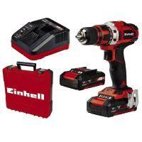 Einhell TE-CD 18/40 Li - Handbohrmaschine - 1,3 cm - 1500 RPM - 400 RPM - 40 Nm - Batterie/Akku
