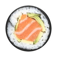 PopSockets Swappable Grip Salmon Roll
