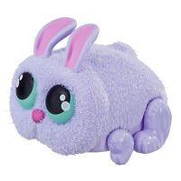 Hasbro Yellies! Häschen Fluffertail, Spielfigur (E6143ES2)