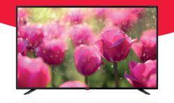 Sharp 43 Zoll FG52 LED-LCD-TV FHD sw (LC-43FG5242E)