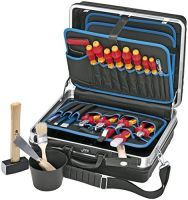 KNIPEX Werkzeugkoffer 002105HLS 24tlg