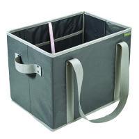 Meori Faltbarer Einkaufskorb Granite Grey Solid (A100549)