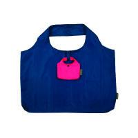 Meori Falttasche Shopping Midnight Blue Solid (A100470)
