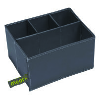 Meori Einsatz Mini 3+1 Solid dunkelgrau (A100405)