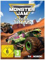 Monster Jam Steel Titans (PC) Englisch