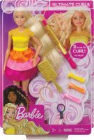 Mattel BRB Locken Style Puppe, blond (57133520)