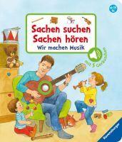 Ravensburger Sachen suchen, Sachen h?ren: Wir machen Musik (43772)