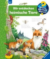Ravensburger WWW71 Wir entdecken heimische Tiere (67599314)