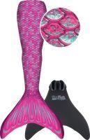 Xtrem Toys & Sports Fin Fun Meerjungfrau Mermaidens pink S/M (77204032)