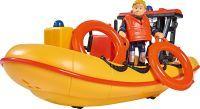 Simba Sam Neptune, Boot mit Figur, Konstruktionsspielzeug (109251047)