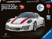 Ravensburger Pz. 3D Porsche 911 R 108T. (60437963)