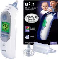 BRAUN ThermoScan 7 mit Age Precision (90163861)