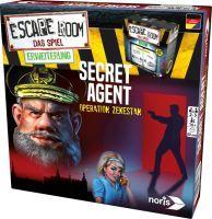 Noris Escape Room Secret Agent