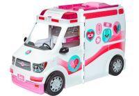 Mattel BARBIE 2IN1 KRANKENWAGEN FRM19