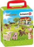 Theo Klein Schleich Farm World Sammelkoffer (43259237)