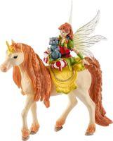 Schleich Bayala Marween mit Glitzer-Einhorn, Spielfigur (70567)