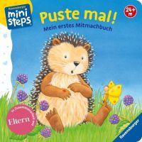 MINISTEPS Puste mal! M.erst.Mitmach-Buch (31753)