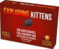 Asmodee Exploding Kittens, Kartenspiel (ASMD0007)