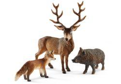 Waldbewohner Europas
