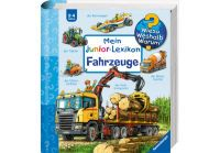 Ravensburger WWW Mein junior-Lexikon: Fahrzeuge (67463111)