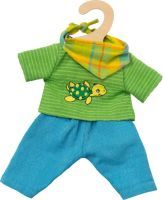 Heless Pu-Outfit Max, Gr. 28-35cm (52069424)