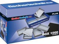 Fischer Technik Fischertechnik Plus Box 1000 Teile-Aufbewahrungsbox   ab 7J. (30383)