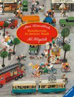 Ravensburger Mein Wimmelbuch: Rundherum in meiner Stadt (43488)