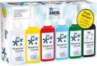 KREUL Window Color Aktionsset (42847)