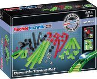 Fischer Technik Fischertechnik Dynamic Plus Tuning Set Kugelbahn      ab 7J. (533873)