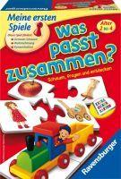 """Ravensburger Kinderspiele """"Was passt zusammen?"""" 2 - 4 Jahre Geografie Spiele von Ravenburger"""