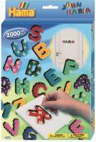 HAMA Geschenkp. Buchstaben 2.000 Stück (63429490)
