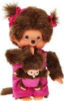 Monchhichi Mother Care Pink Girl, 20 cm (59032968)