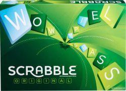 Mattel Games Scrabble Original, Brettspiel (Y9598)