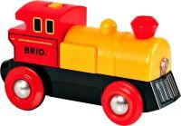 Brio® World BRIO Gelbe Batterielok (42515973)